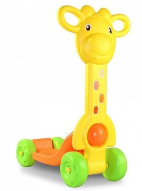 Eddy Toys Let's play step: Giraffe