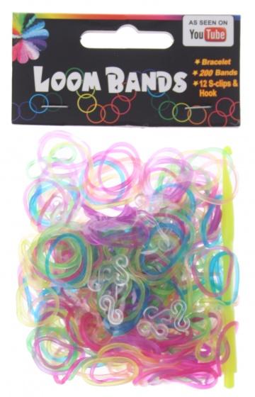 Eddy Toys Loom Bands armband maken 213 delig