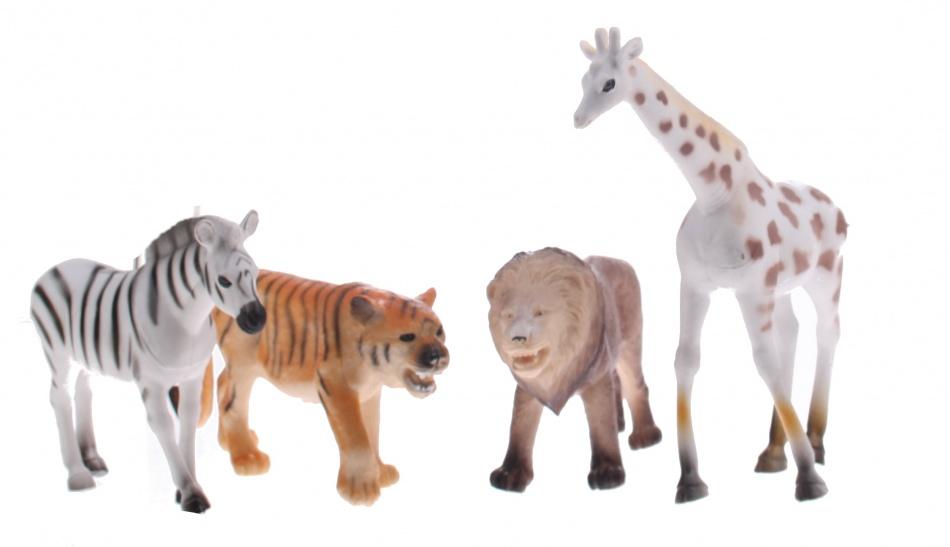 Eddy Toys Speelset Wild 4 delig