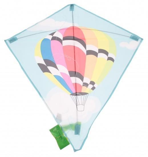 Eddy Toys Vlieger ballon 60 x 70 cm