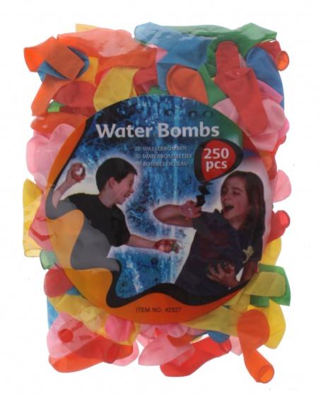 Eddy Toys waterballonnen 250 stuks