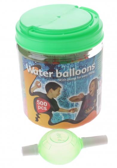 Eddy Toys waterballonnen 500 stuks