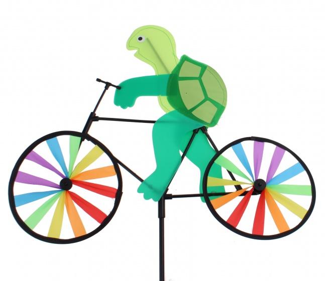 Eddy Toys windmolen schildpad 28 x 20 cm