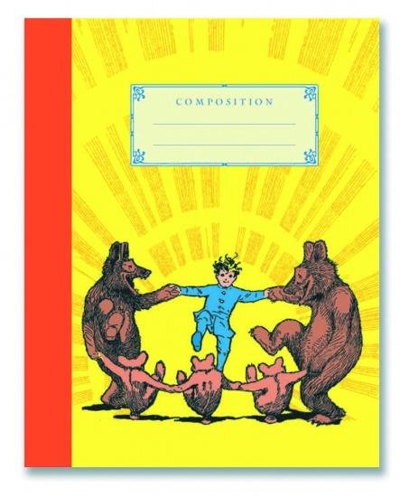 Eeboo Craft Schriftje Dansende Beren kopen