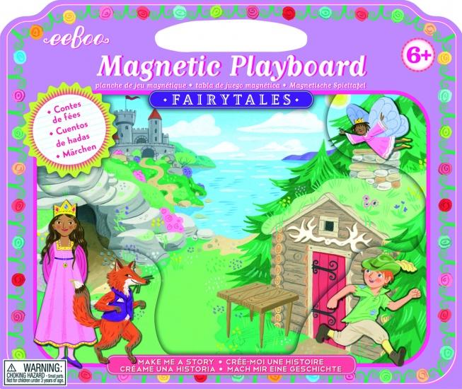Eeboo Magnetic Playboard Fairytales