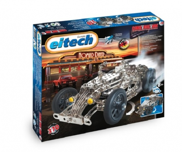 Eitech Bouwdoos Hot ROD Auto