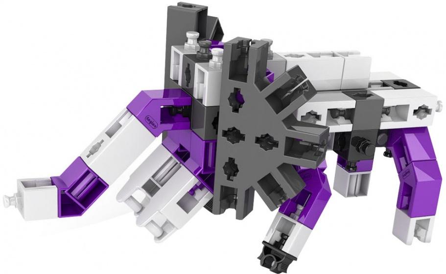 Engino bouwpakket Stem Heroes Mammoth 53 delig