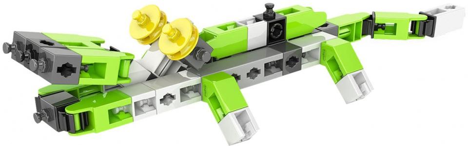 Engino bouwpakket Stem Heroes Alligator 51 delig