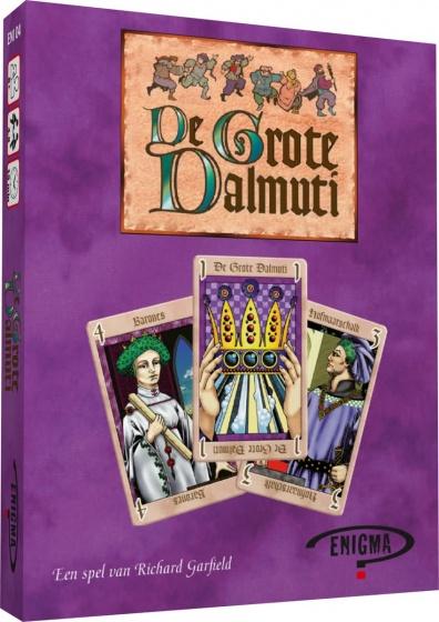 Enigma kaartspel De Grote Dalmuti