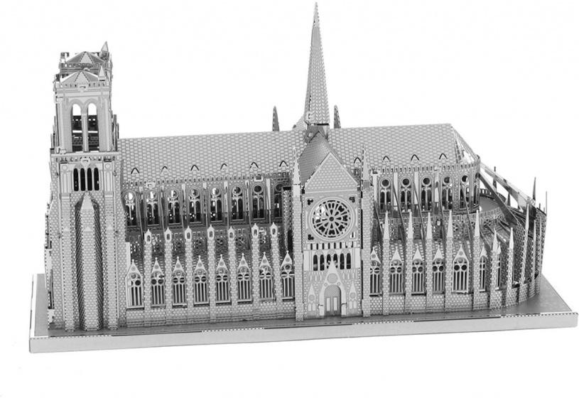 Metal Earth bouwpakket Iconix Notre Dame de Paris