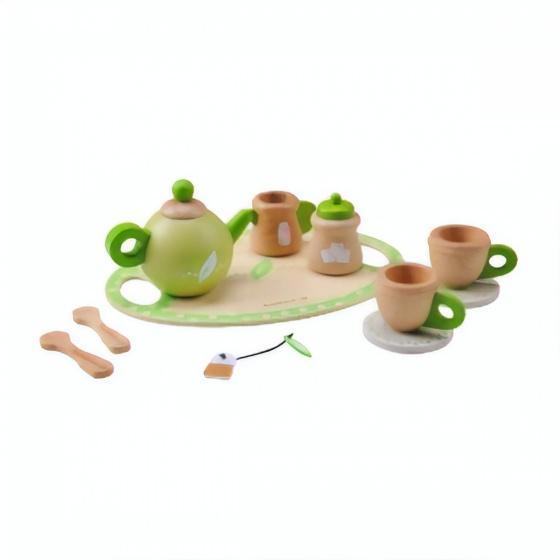 EverEarth® houten speelgoed, Theeservies