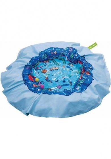 Everearth speel en zwemkleed 180 cm blauw