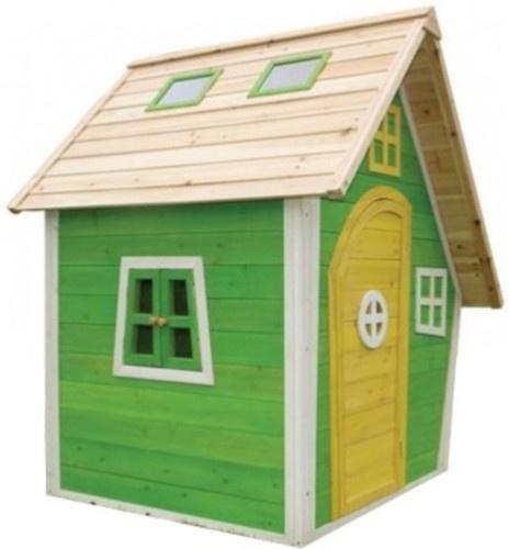 EXIT fantasia 100 loft speelhuis groen 158 cm