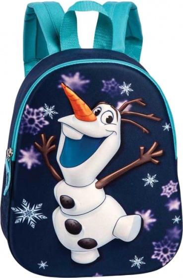 Disney Frozen Kinderrugzak blauw