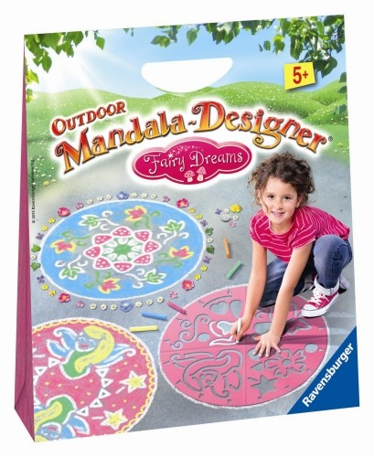 Ravensburger Outdoor Mandala Designer Fairy Dreams