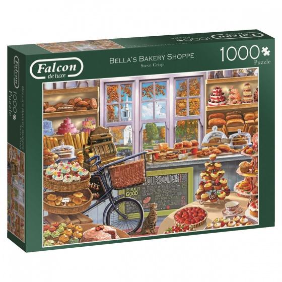 Jumbo Falcon legpuzzel Bella's Bakery Shop 1000 stukjes