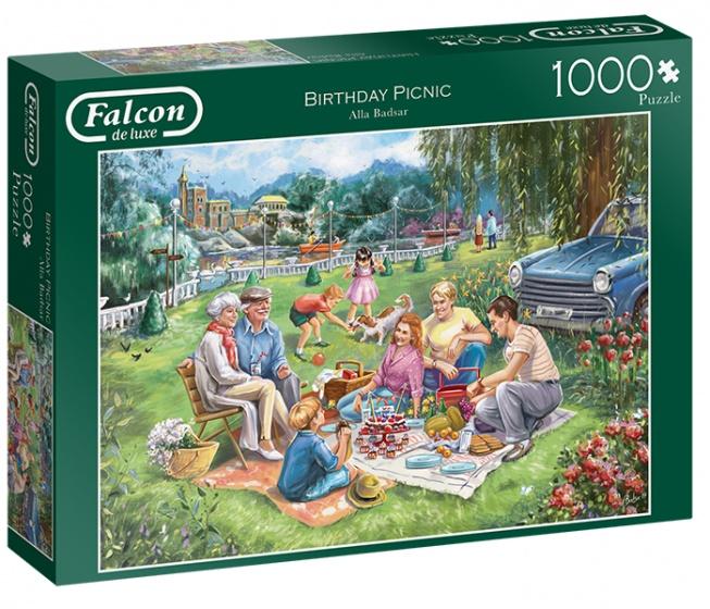 Falcon legpuzzel Birthday Picnic 1000 stukjes