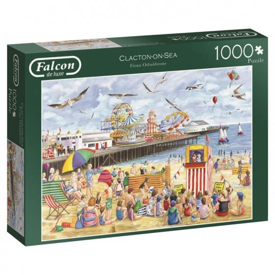 Jumbo Falconlegpuzzel Clacton on Sea 1000 stukjes
