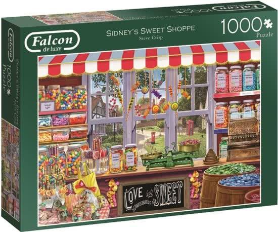 Jumbo Falcon legpuzzel Sweet Shoppe 1000 stukjes