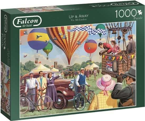 Falcon legpuzzel Up & Away 1000 stukjes