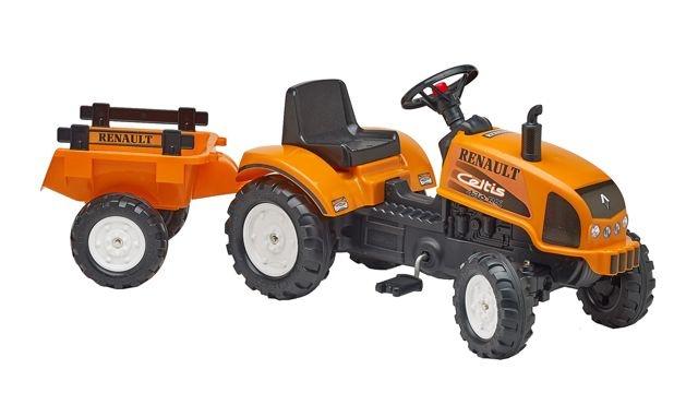 Falk Renault Tractor Set Oranje