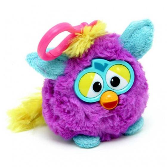 Famosa Sleutelhanger Furby met geluid 8 cm