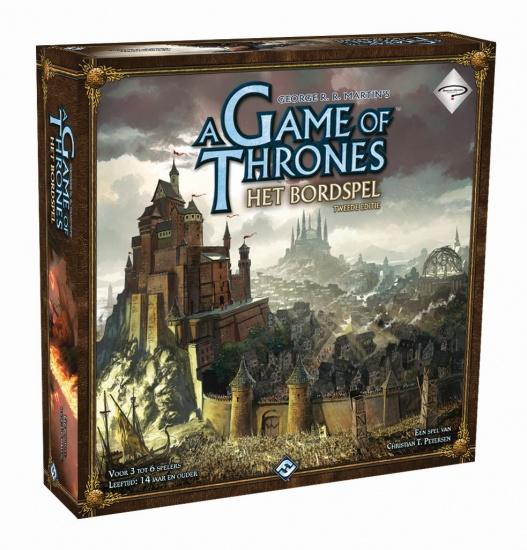 Fantasy Flight Game of Thrones: Tweede Editie NL