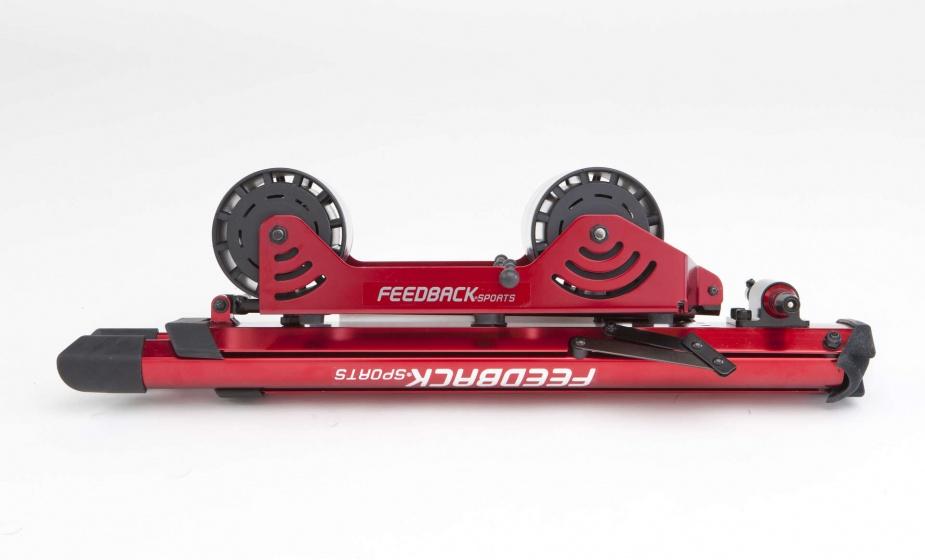 Feedback Ergotrainer Fietstrainer Omnium Track Trainer Unisex Rot