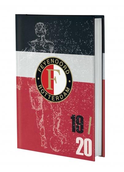 Feyenoord schoolagenda 2019 2020 22,5 cm