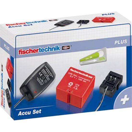 fischertechnik Accu-set 34969 Leeftijdsklasse: vanaf 7 jaar