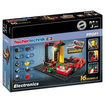 Fischertechnik Constructie Set Electronics 260 delig