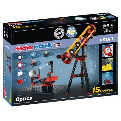 Fischertechnik Constructie Set Optics 270 delig