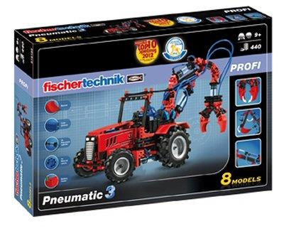 Fischertechnik Constructie Set Pneumatic 3 440 delig