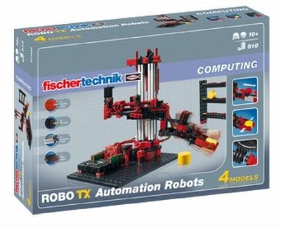 Fischertechnik Constructie Set Robo TX Automation 510 delig