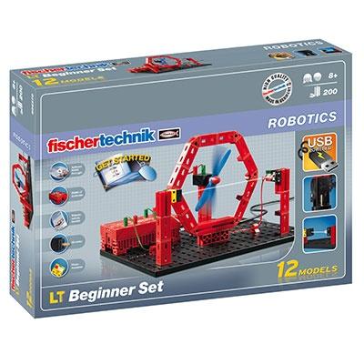 Fischertechnik Constructie Set Robotics LT Beginner Set 200 delig