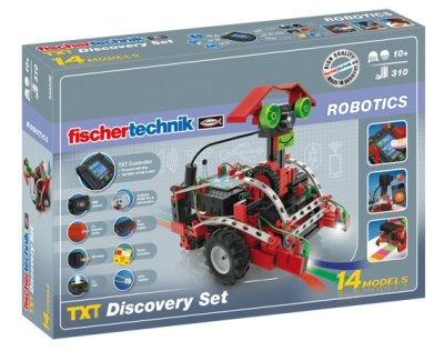 Fischertechnik Constructie Set Robotics TXT Discovery Set