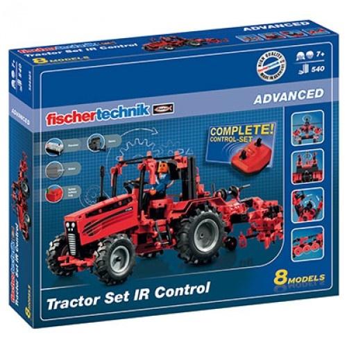 Fischertechnik Constructie set Tractor Control 540 delig