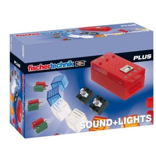 Fischertechnik Set Sound + Lights 30 delig