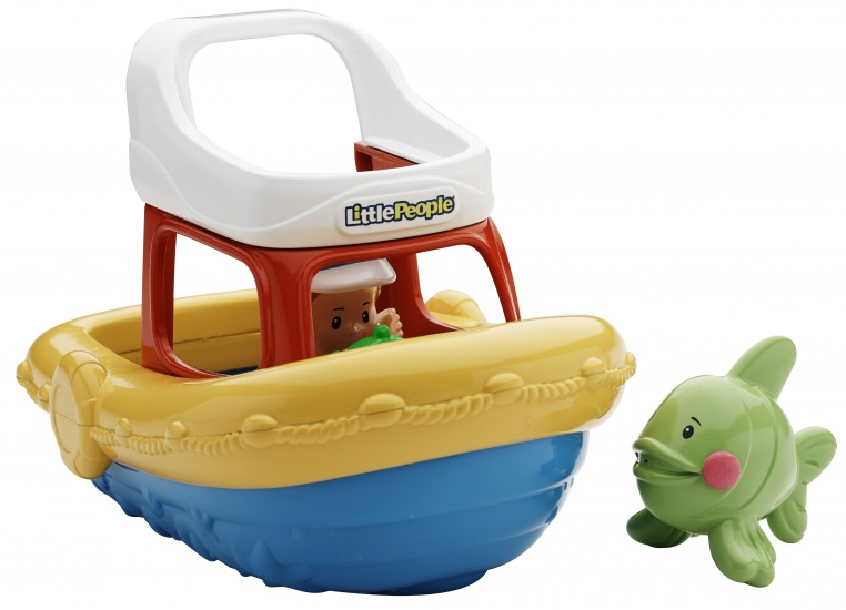 Fisher Price Badspeelbootje Fisher price