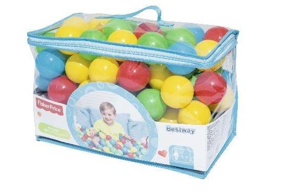 Bestway Fisher-Price Speelballen Veelkleurig