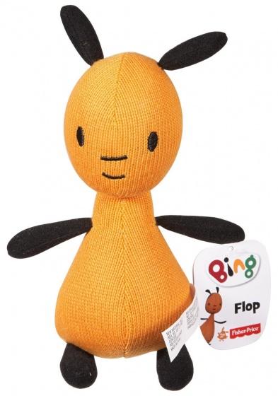 Fisher Price Bing Flop knuffel 18 cm