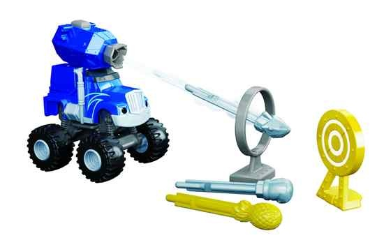 Fisher Price Blaze en de Monsterwielen: Cannon Blast 7 cm