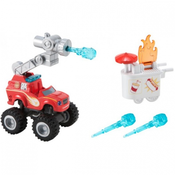 Fisher Price Blaze en de Monsterwielen: Fire Fighting 7 cm