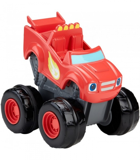 Fisher Price Blaze en de Monsterwielen monstertruck Blaze