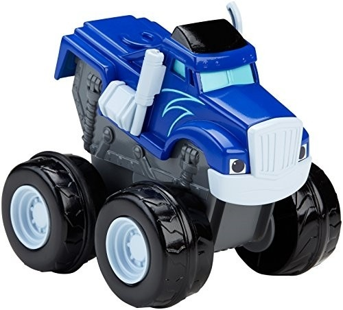 Fisher Price Blaze en de Monsterwielen monstertruck Crusher