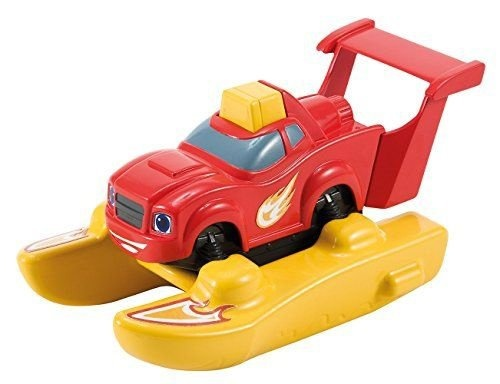 Fisher Price Blaze en de Monsterwielen Sonische speedboot