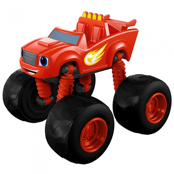 Fisher Price Blaze Morpher monstertruck Blaze 11 cm