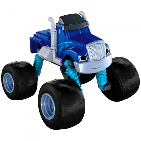 Fisher Price Blaze Morpher monstertruck Crusher 11 cm