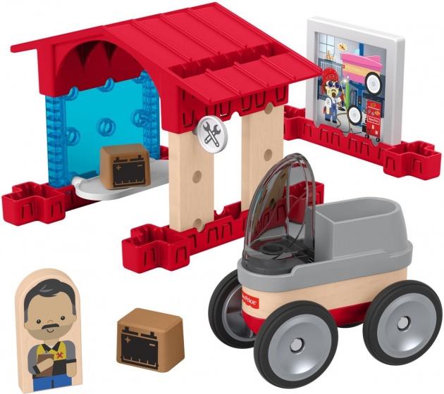 Fisher Price Wondermakers Garage