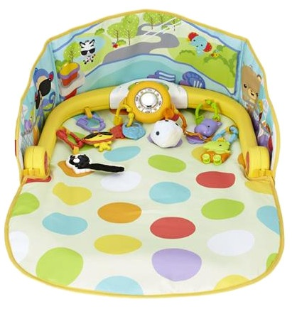 Fisher Price Cabriolet 3 in 1 babygym auto